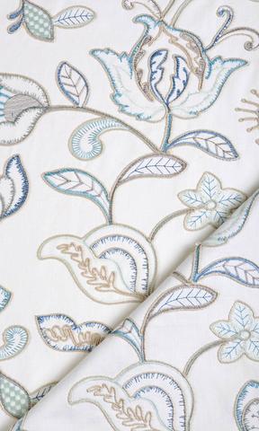 Gedrukt floral pattern