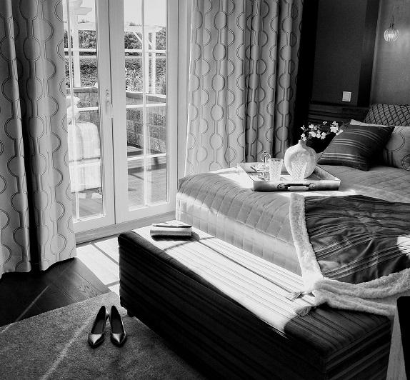 4 French Door Curtain Ideas