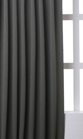 Busy Grey Blackout Curtains